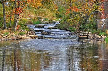 Pawcatuck River Wood Pawcatuck Wild And Scenic Rivers